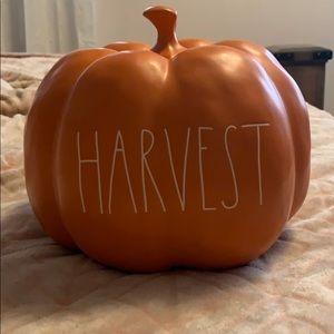 ✨NEW! Rae Dunn 'Harvest' Large Pumpkin